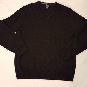 Jos. A. Bank Sz. 100% Merino Wool Sweater
